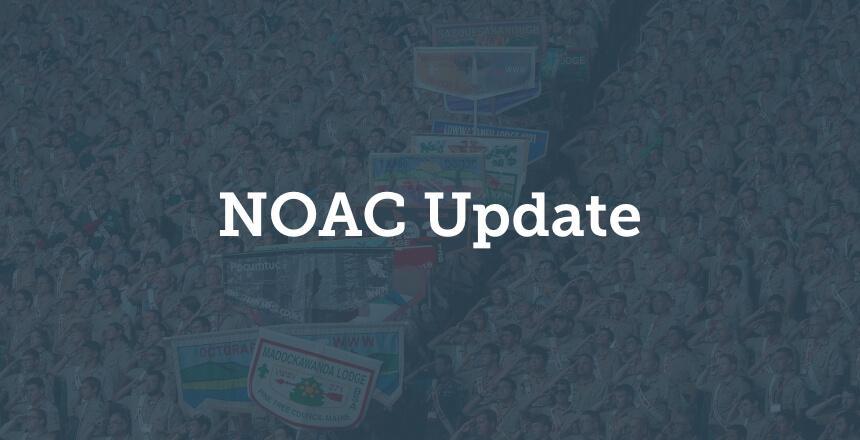 2020 NOAC update